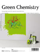 "Research project replacing toxic heavy metals in paints by enzymes made it on the front page of ""Green Chemistry""."