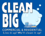 Clean Big Announces New Website and Spring-Cleaning Special