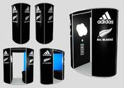 <strong>dreambooth designed a bespoke branded photo booth for Adidas.</strong>