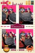 <strong>dreambooth provided a bespoke branded photo booth for Bibendum, here are some of the photos taken at their event.</strong>