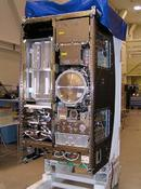 <strong>The Materials Science Research Rack is a highly automated facility containing two furnace inserts in which sample cartridges are processed up to temperatures of 2,500 degrees Fahrenheit. (NASA)</strong>