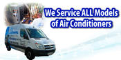 <strong>Air Conditioning Sales, Service and Repair</strong>