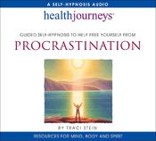 <strong>Guided Self-Hypnosis to Help Free Yourself from Procrastination</strong>
