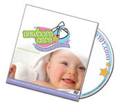 <strong>Newborn Care 101 - What Parent's Need to Know - DVD and 12 Page Guide</strong>