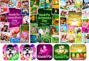 <strong>iKoolr also offers a variety of Mobile App versions of KoolrPix for both iOS and Android tablets and smartphones enabling users to personalize and share their photos wherever they go.</strong>