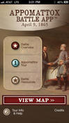 <strong>Appomattox Civil War Battle App Screen Images</strong>
