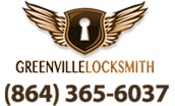 <strong>Locksmith Greenville Sc company logo</strong>