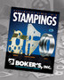 Boker's New 2013 Stamping Brochure is Now Available