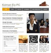 <strong>Kolman Ely PC Employment Lawyers Servicing Pennsylvania With Offices In Pittsburgh, Philadelphia & Penndel, PA.</strong>