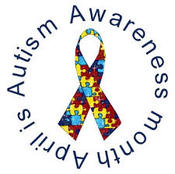 <strong>April is Autism Awareness Month</strong>