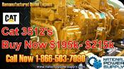 <strong>Caterpillar 3512 for sale</strong>