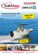 <strong>Marine 9 for Lowrance GPS units