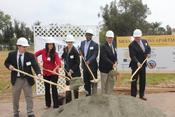 <strong>San Diego Groundbreaking ceremony for Mesa Commons</strong>