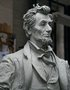 A Talented Artist and His Patron Win Praise for a New Bronze Bust of Lincoln