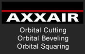 <strong>Axxair USA - Global Pipe and Tube Equipment Manufacturer - Pipe and Tube Cutting, Beveling, Squaring and Facing Machines.</strong>