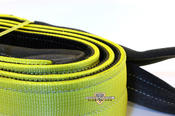<strong>Advantage Rigging carries slip-resistant nylon slings.</strong>