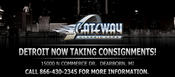 <strong>Gateway Classic Cars is delighted to announce the opening of its 4th showroom in Dearborn, MI starting June 1st, 2013. Now accepting consignments.</strong>