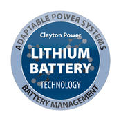<strong>Mobile power systems based on lithium battery technology with advanced Battery Management Systems by Clayton Power</strong>
