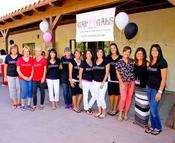 <strong>Gap Gals Red Ribbon Cutting Ceremony</strong>