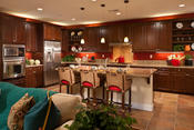 Pacific highlands ranch model homes