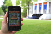 <strong>A new smartphone app provides a GPS-enabled tour of Civil War events that happened on and around the Gettysburg College campus.</strong>