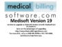Medisoft Version 19 Which Includes Support For New ICD-10 Disease Classification Code Set is Now Available For Purchase