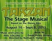<strong>The Pearland Theatre Guild opening Tarzan the Musical, Aug. 16th, at the Pearl Theater. Southeast Texas Premier.</strong>