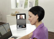 <strong>Revolutionary eTeleporter makes video chat experience as natural, effective as talking on the phone</strong>