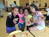 <strong>Friendships fostered while learning STEM.</strong>