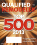 Top Remodeling Company in San Antonio by Qualified Remodeler Magazine for BRAVI