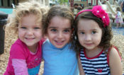 <strong>Children from Tampa Jewish Community Center Preschool</strong>