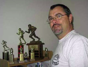 <strong>Since 1998 Russ Bliss has hosted a fantasy football radio program called &quot;The Red Zone - Talking Fantasy Football and the NFL&quot; in Phoenix, AZ on KDUS AM 1060.</strong>