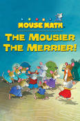 <strong>One of the books from the &quot;Mouse Math&quot; Series: &quot;The Mousier The Merrier&quot;</strong>