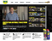 <strong>Todd Jackson, President of Jackson Design and Remodeling, was selected as a national spokesperson for WD-40 campaign.</strong>