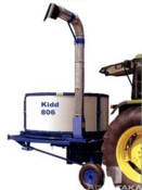 <strong>Kidd Bale Chopper Model #806 - 800-733-0275</strong>