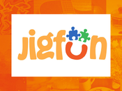 <strong>Jigfun logo with background</strong>