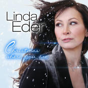 <strong>Cover photo of Linda Eder's new Christmas CD, &quot;Christmas Where You Are&quot;</strong>
