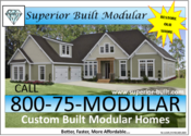 <strong>Advanced Custom Designed Modular Home</strong>