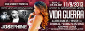 <strong>Vida Guerra to Host International Party Rocker DJ Rico Sanchez's Birthday Bash</strong>