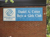 <strong>Daniel A. Cotter Boys and Girls Club</strong>