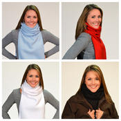 <strong>The Toobie makes a great neck, chest and back warmer is perfect for outdoor enthusiasts, walkers, moms and dads watching soccer and football games, skiiers, snowboarders, and more.</strong>