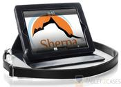 Sherpa Magnetic Folio w/ Shoulder Strap for iPad Mini
