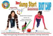 <strong>Need effective no nonsense straight forward step by step guidance? the jumpstart bootcamp during GEWUK week is a must</strong>