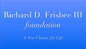 <strong>Richard D. Frisbee III Foundation</strong>
