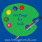 <strong>Art Bag For Kids</strong>