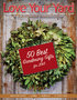 """Love Your Yard"" Garden Magazine Holiday Gift Guide Available Online Free"
