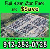 <strong>Cash-n-Carry Pull Your Part Salvage Yard gives back to the community.</strong>