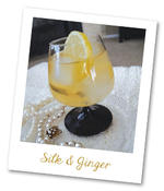 <strong>Silk and Ginger Specialty Cocktail</strong>