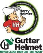 <strong>Gutter Helmet(R) by Harry Helmet(TM)</strong>
