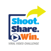 <strong>Shoot.Share.Win. Logo</strong>